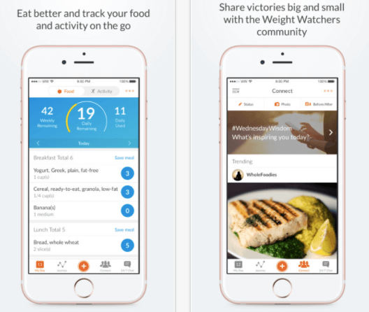 weight loss apps free